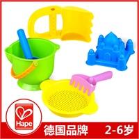 Hape EDUCO 沙滩玩具套装6件套