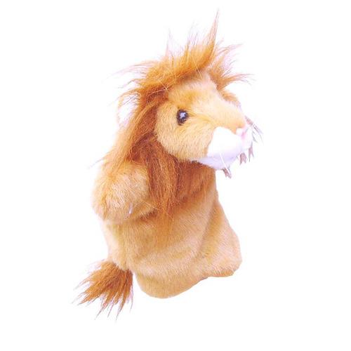 【可爱小狮子手偶图片】高清图_外观图_细节图-当当网