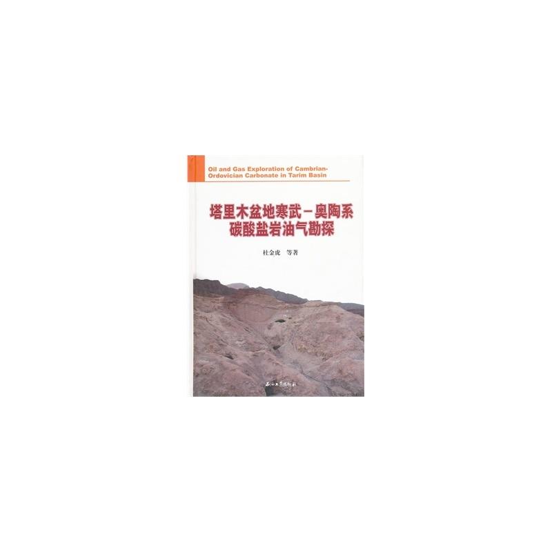 【塔里木盆地寒武-奥陶系碳酸盐岩油气勘探图片】