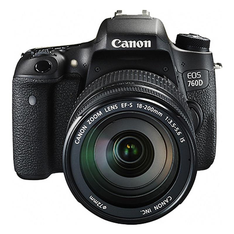 【canon/佳能760d 18-200单反相机】佳能(canon)eos7