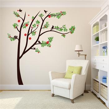 壁墙装�_孖堡家居 diy可移除墙贴饰卧室客厅沙发电视背景墙贴壁贴环保装饰贴