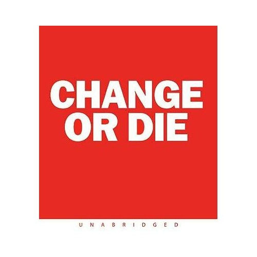 【预订】change or die cd: change or die cd