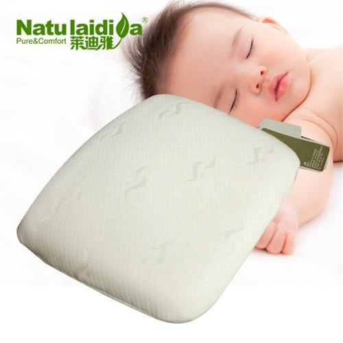 天然乳胶婴儿枕头 儿童枕