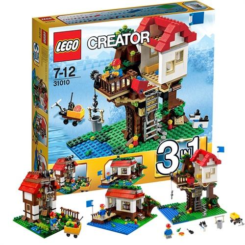 乐高积木玩具创意百变系列拼图3