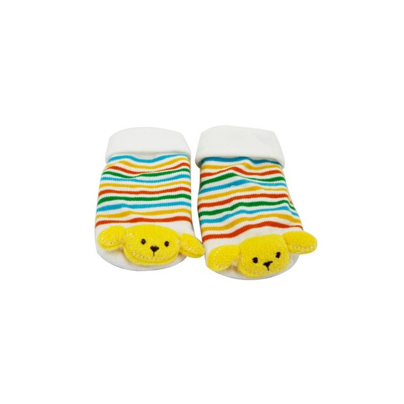 立体造型公仔袜 防滑婴儿袜子可爱动物仿鞋袜