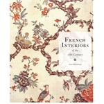 FRENCH INTERIORS OF THE EIGHTEENTH CENTU(ISBN=9781856690188)