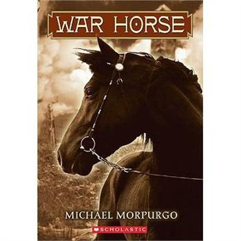 【预售】war horse 英文原版 战马(注:若订单中包含多本图书,按预售图片