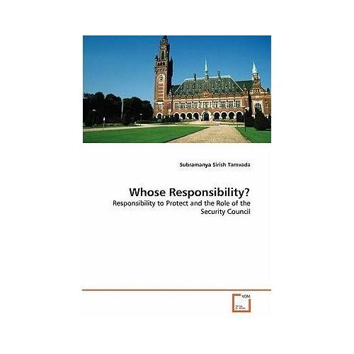 【预订】whose responsibility?