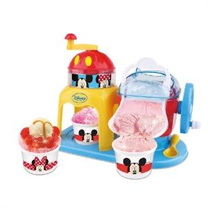 迪士尼 雪糕机 冰淇淋机 冰沙机二合一果缤纷冰雪套装儿童diy玩具