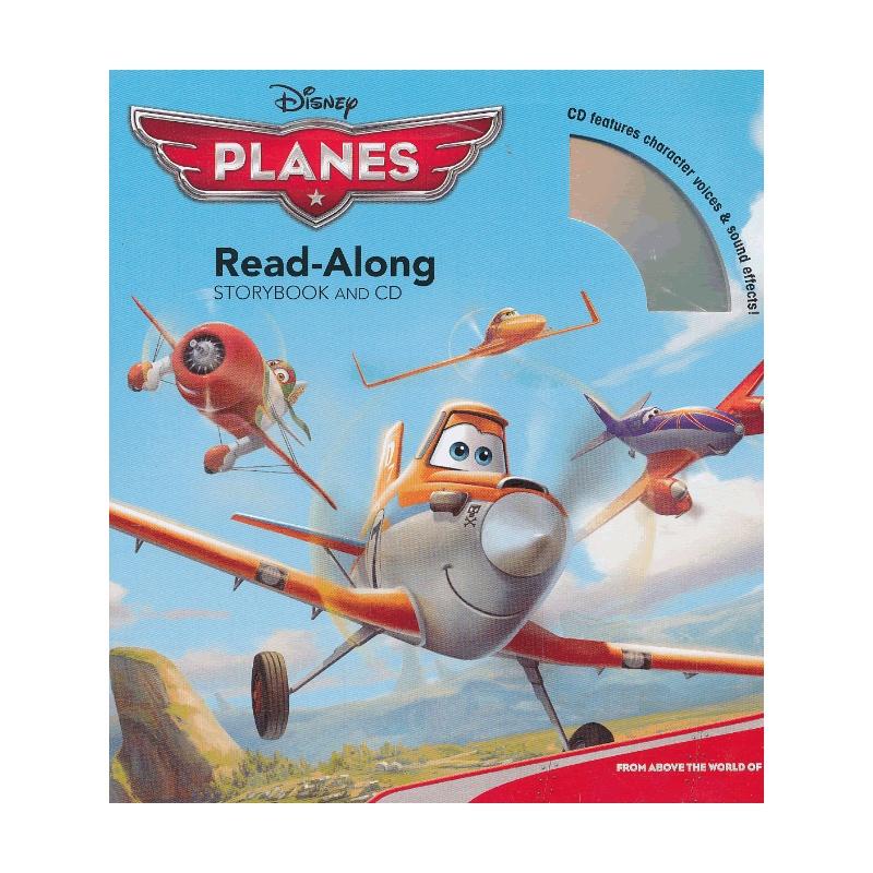 飞机总动员(书+cd)