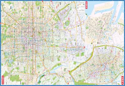 目录 北京五环城区街道地图 天津环路主城区地图 京津唐承交通旅游