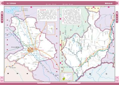 包头赛罕塔拉公园地图