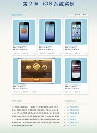 photoshop app界面设计全解析(全彩)(含dvd光盘1张)