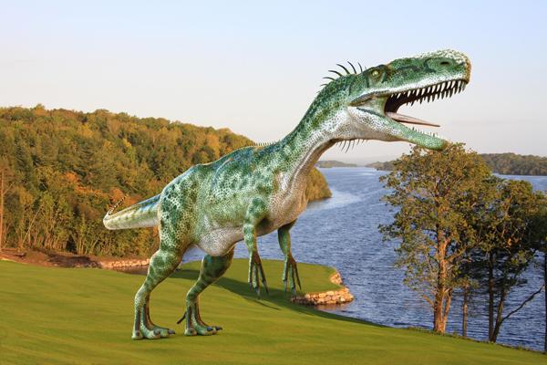 视觉立体恐龙手工制作大全