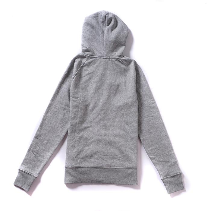 灰色女开衫卫衣 160/84a(xs)