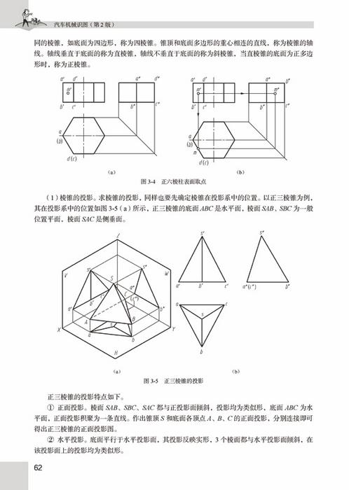 三,组合体及其三视图    四,画组合体视图的方法与步骤  任务二 读