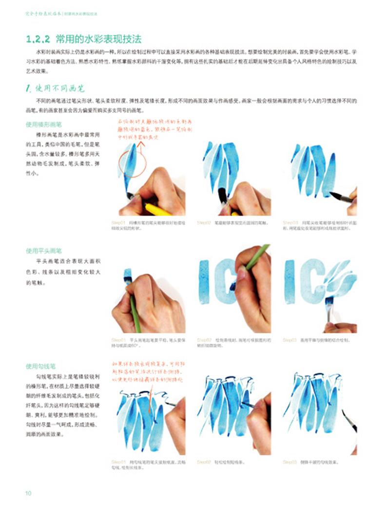 1.1 时装画人体的基本比例 2.1.2 头部和五官 显示全部信息 书摘插画