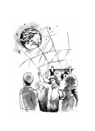小小的船创作简笔画图片-简笔画大全 卡通弯弯月亮简笔画图片大全