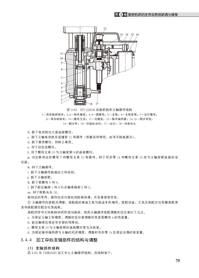 图解数控机床机械结构维修从新手到高手
