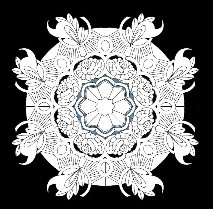 英国知名插画师欧蕾莉红芙手绘曼陀罗 繁星图案,独创纯黑色背景,浩瀚宇宙与迷人曼陀罗的结合,犹如夜空中璀璨的繁星。 100种曼陀罗繁星图案,每一页都是繁星传情卡片,美丽图样配上浪漫诗句,画完后就是独一无二的礼物卡片。 6大主题,包括自然草木、俄罗斯风、十二星座、亚洲风情、北欧风情、繁花盛开。大自然的繁盛清新、异域风情的神秘丰饶、星座世界的奇幻空灵.