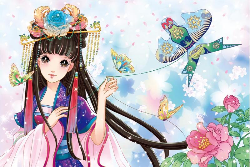 """2013年中推出了""""蜜桃俏公主""""系列图书,2014年初又推出了""""萌公主""""系列"""
