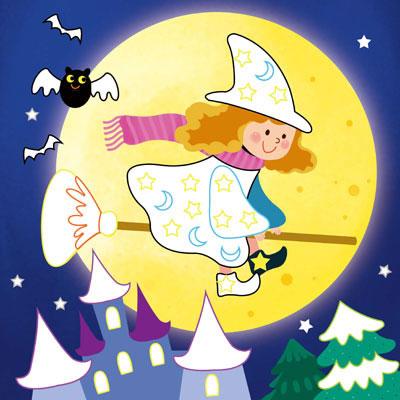 DIY立体小贴画美丽童话 小贴画有大智慧 每本赠送六种颜色超过200张