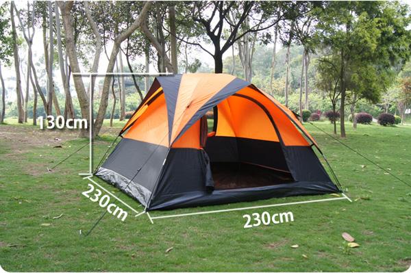 帐篷地丁安装图解