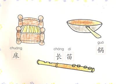 幼儿简笔画:生活用品