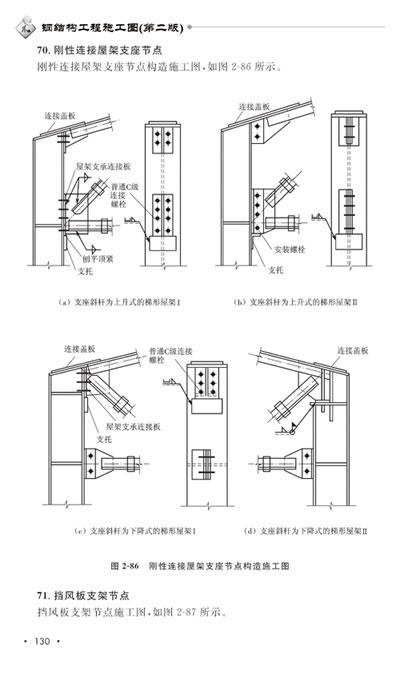(钢结构工程施工图)(第二版)(建筑识图入门300例)
