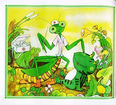 有小气奶奶,老虎外婆,雪孩子,老巫婆的哭哭袋,而且月亮栖死人,小青蛙