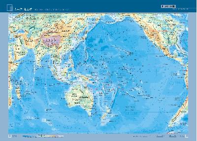 8   世界地形  世界时区  世界地图   亚洲中华人