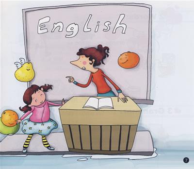 小学趣味英语脱口秀*