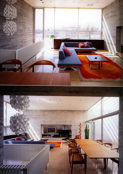 《现代住宅空间设计:日本设计师作品选》(潘微.)