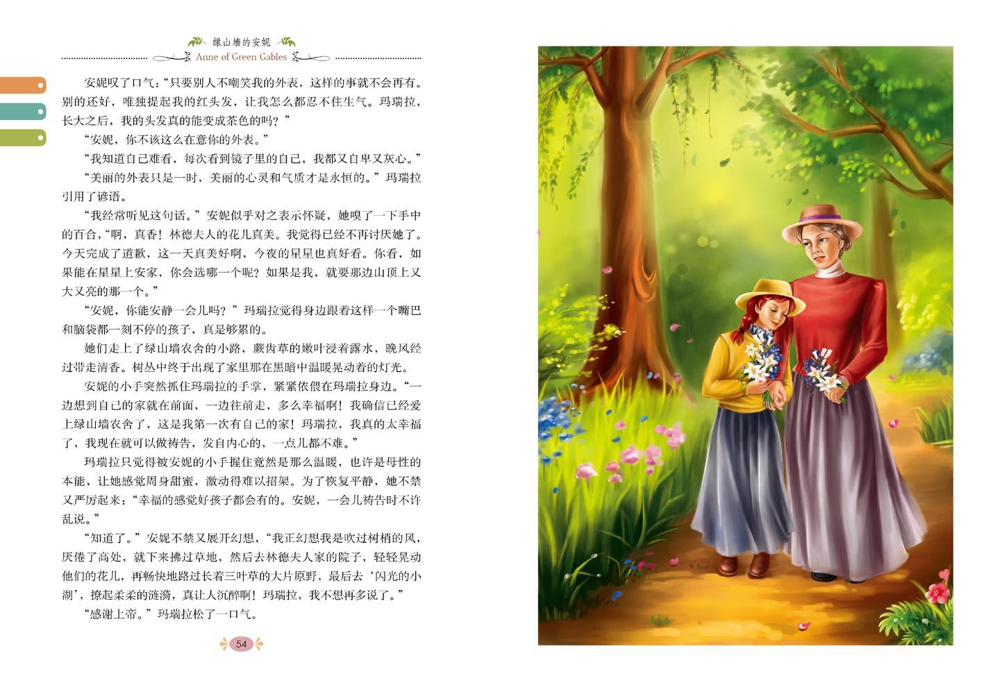 绿山墙的安妮图片大全 绿山墙的安妮素描大全 绿山墙的安妮ppt