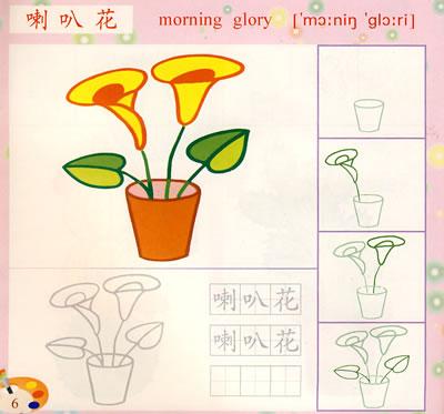 超级天才小画家(花草树木):我要学画画; 超级天才小画家-花草树木