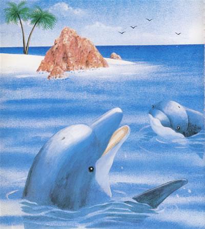 非常适合亲子共同阅读,温柔可爱的小动物图画,加上富启发性,趣味性和