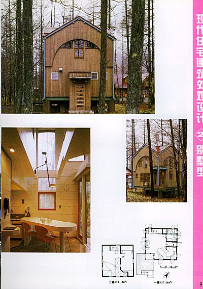 《现代住宅建筑外观设计(2)·别墅型》(程武.)