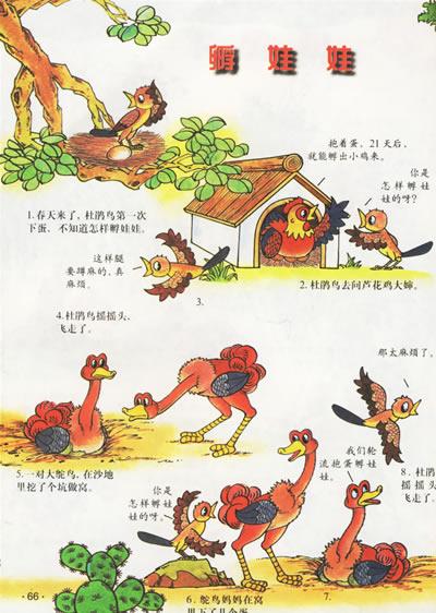 幼儿绘画动物王国