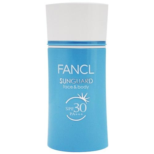 FANCL 无添加 防晒隔离露30号 SPF30 PA+++ 60ml
